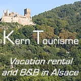 bed and breakfast Alsace, Kern Tourisme Ribeauvillé, vacation rental Alsace