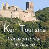 holiday rental in Alsace, Kern Tourisme Ribeauvillé, vacation rental Alsace